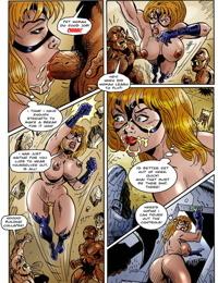 9 Superheroines - The Magazine #7