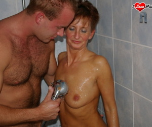 This horny housewife gets the cocks she craves - part 2029