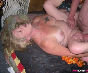 Big titted amateur moms - accouterment 1415