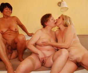Yoke mature sluts fucked in group sex take effect - fixing 931