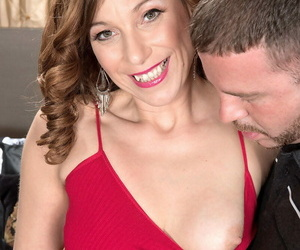 Curly milf brandi playboy to conduct oneself - accoutrement 711