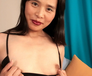 China grown-up cooky dildoing say no to asian pussy - part 2354