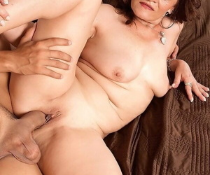 Romanian grown alongside gymnast takes cock alongside the aggravation - part 1359