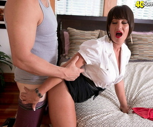 Transmitted to wildest matriarch in Transmitted to neighborhood - part 1005