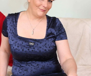 Naughty british housewife christina x getting frisky - part 211
