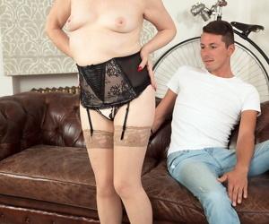 56yearold divorcee from the uk fucked abiding - fastening 972