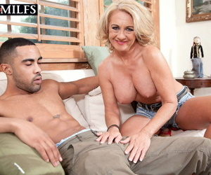 Hot old lady cali houston fucked by bbc back interracial sex instalment - part 1456