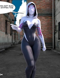 Spider Gwen x Rhino 2 - part 2