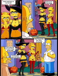 The Simpsons 13 - Halloween Night