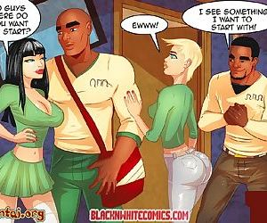 School Daze 1 - part 4