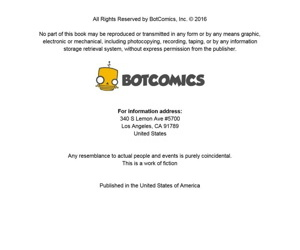 Bot- For Science! 2- Issue 04
