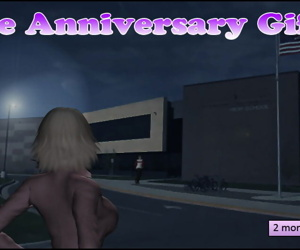Karacomet- The Anniversary Gift Ch.4