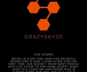 Crazysky3D- Delphi's First 40 CM