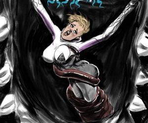 Meinfischer � Spider-Gwen vs Venom