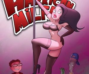 Karmagik- American Milf Issue 4- Moose