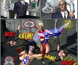 Ms. Americana � Terror of the forth Reich