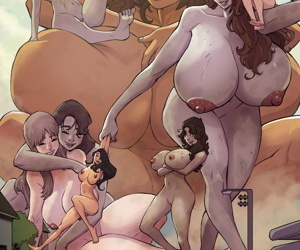 Giantess Fan- Sorority Problems
