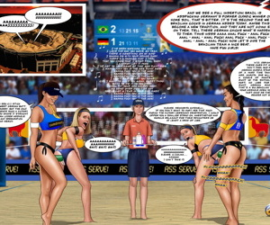 Extro- FIVB Beach Volleyball Women's World Championship