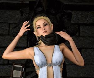 Hibbli3D- Priestess Rinil � Harassment