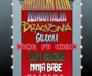 Anacondix- American Icon � Mates and Foes Part 1