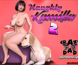 CrazyDad- Naughty Kamilla 2