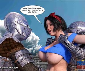 Mega Parodies- Snow White 3