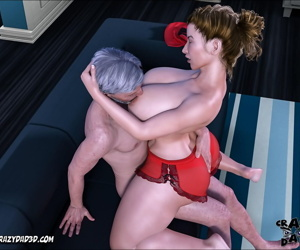 CrazyDad- Father-in-Law at Home Part 11