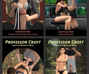 lctr- Professor Croft and The Misogynistic Lesson