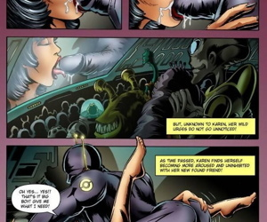 eAdult Comix-Alien Abduction