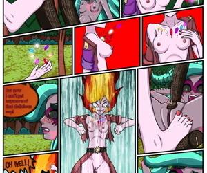 Artemis Polara- Nightmare of Everfree