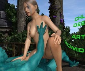 3DMidnight- Chloe Desire