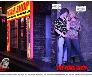 Son of Sailor- The Porn Shop