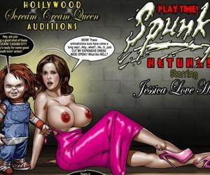 Smudge- Bride Of Spunky