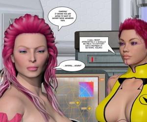 Metrobay- Nano Crisis – Matriarch's Uprising 8