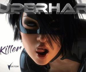 Vektor3dx- SuperHard- Painkiller