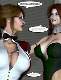 Hipcomix- Uroboros – Legion of Superheroines 73