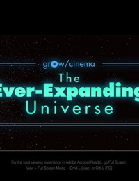 Bustartist- grOw Cinema 13- The Ever Expanding Universe