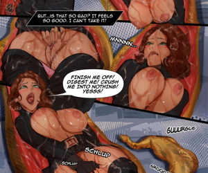 Nyte- Black Widow's Constrictive Kink
