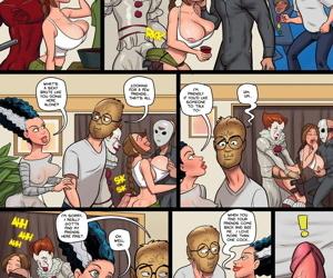 Dirtycomics- Moose – Saving Halloween