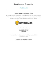 Bot- For Science! 2- Issue 03