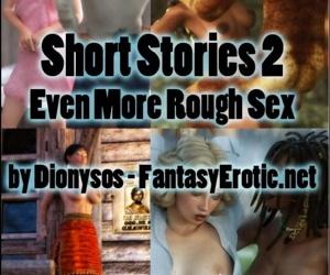 Dionysos- Short Stories 2- Rough Sex