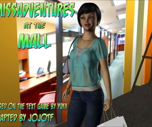 JojoTF- Misadventures At The Mall Ch.3