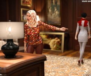 Hijab 3DX- Losekorntrol � Sound Garden 3