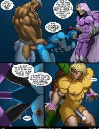 Cosmic Heroes 1 - part 2