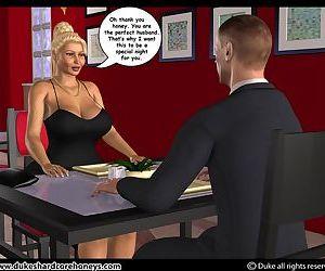 Mrs Hani 2 - Dinner Rendezvous 1