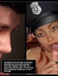 Busted 2 - The Dominatrix - part 3