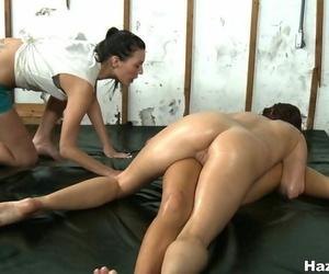 Unconditional amateur academy girls obtain hazed everywhere dorm party - part 457