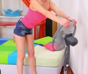Blonde teen layla meston sucking and riding black big cock - part 4363