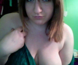 Big-busted girlfriends show us thier chunky chest - attaching 143