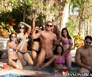 Toper sex league together in bikini - faithfulness 102